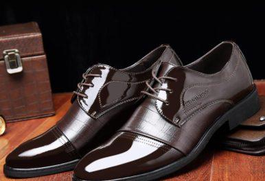 Muška obuća-cipele za odelo-venčanje
