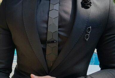 Predlozi za maturu: slim fit odelo