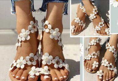 Sandale za proleće- leto 2020.