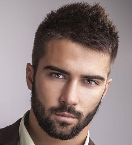muske brade u modi