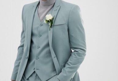 Muska odela bez kravate